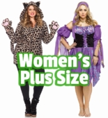 Women's Plus Size Costumes