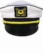 Yacht Captain's Hat