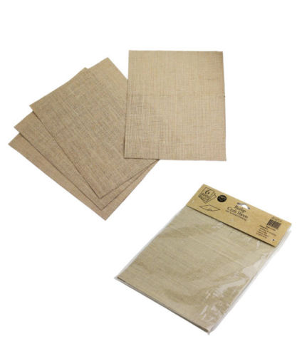 photo about Printable Burlap Paper titled 8\