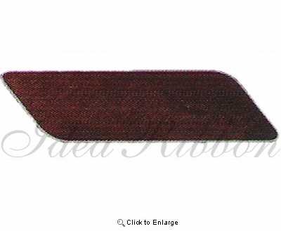"80""dia. Burgundy Shimmery Sheer With Sewn Edge - Pack of 3"