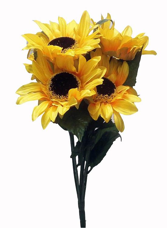 real like sunflower small size flowers idea ribbon