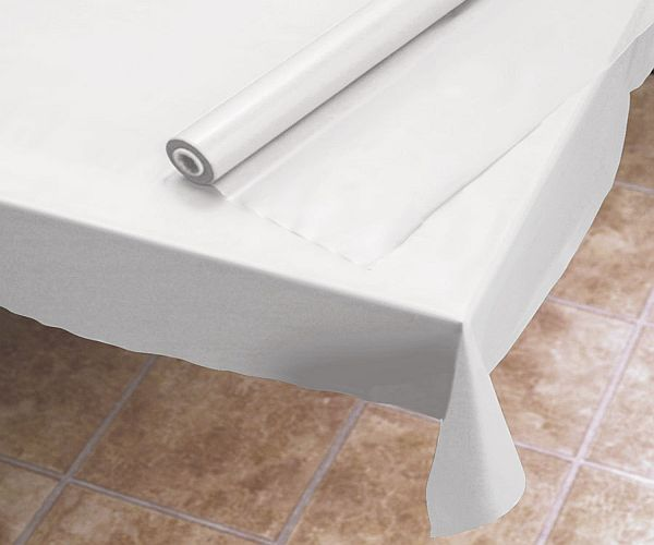 Plastic Table Cover Roll 40 X