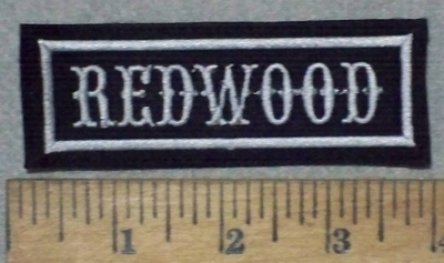 3575 L - Redwood - Embroidery Patch