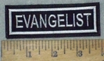 3626 L - Evangelist - Embroidery Patch
