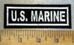 3674 L - U.S.Marine - Embroidery Patch