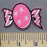 3814 C - Piece Of Candy - Embroidery Patch