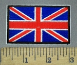 3936 C - Union Jack Flag - Embroidery Patch