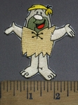 3957 C - Barney Rubble - Embroidery Patch
