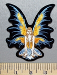 3962 S - Fairy - Embroidery Patch