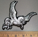 4039 G - Pegasus - Embroidery Patch