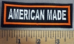 4067 L - American Made - Embroidery Patch