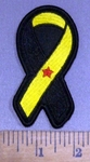 4157 S - Troops Ribbon - Embroidery Patch
