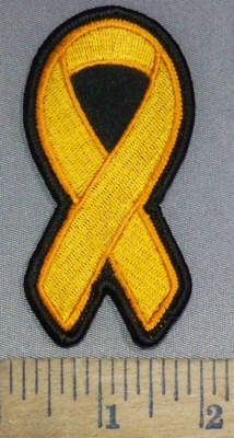 4170 S - Leukemia - MS Ribbon - Embroidery Patch