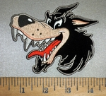 4216 CP - Wolf - Cartoon Small Version - Embroidery Patch