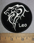 4286 CP - Zodiac Sign - Leo - Embroidery Patch