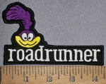 4346 C - Roadrunner Cartoon Character - Embroidery Patch