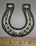 4388 CP - Horseshoe - Embroidery Patch