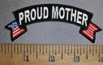 4486 CP - Proud Mother - Mini Rocker - Embroidery Patch