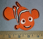 4503 C - Finding Nemo - Embroidery Patch