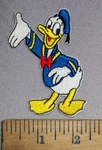 4504 C - Donald Duck - Embroidery Patch