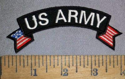 4506 CP - US Army - Mini Rocker - Embroidery Patch