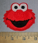 4515 C - Elmo - Embroidery Patch