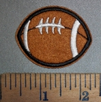 4520 C - Football - Embroidery Patch