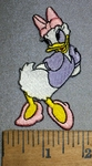 4529 C - Daisy Duck - Embroidery Patch