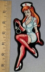 4580 CP - Nurse - Embroidery Patch