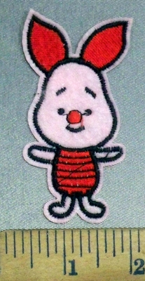 4818 C - Piglet - Embroidery Patch