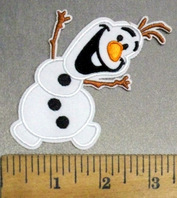 4830 C - Olaf - Frozen - Embroidery Patch