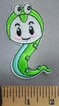 5048 C - Cartoon Style Baby Snake - Embroidery Patch