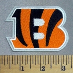 5073 C - Cincinnati Bengals - Embroidery Patch