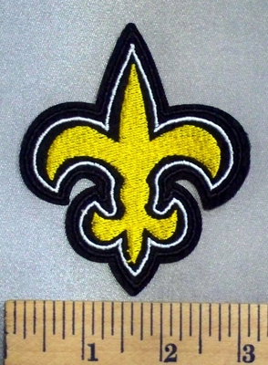 5075 C - New Orleans Saints - Embroidery Patch