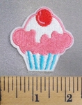 5083 C - Cupcake - Embroidery Patch