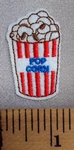 5087 C - Popcorn - Embroidery Patch