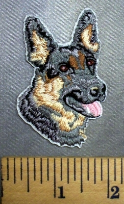 5090 C - German Sheperd - Embroidey Patch