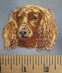 5095 C - Cocker Spaniel - Embroidery Patch