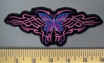 5198 G - Celtic Design With Rhinestone Bling - Embroidery Patch