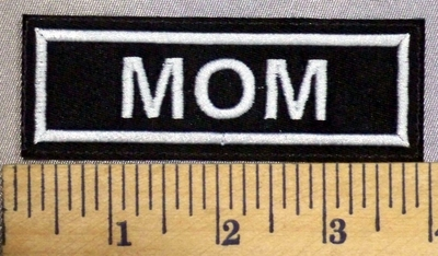 5239 L - Mom - Embroidery Patch