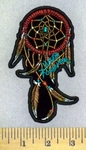 5256 G - Dreamcatcher - Wild Forever- Embroidery Patch
