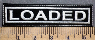5302 L - LOADED - Embroidery Patch