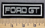 5325 L - FORD GT - Embroidery Patch