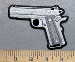 5544 CP - 1911 Semi- Automatic Revolver - Embroidery Patch
