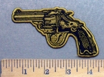 5551 CP - Revolver - Embroidery Patch
