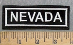 5566 L - Nevada - Embroidery Patch