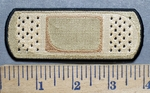 5574 CP - Band Aid - Embroidery Patch