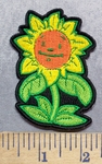 5584 CP - Sunflower - Embroidery Patch