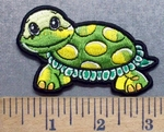 5613 CP - Turtle - Embroidery Patch