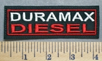 5695 L - Duramax Diesel - Embroidery Patch